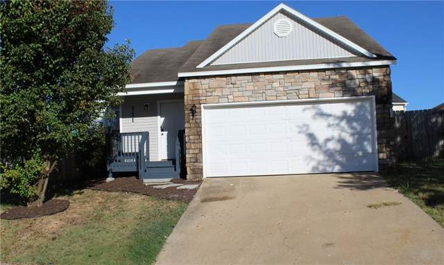711 Suffolk Cove, Springdale, AR 72764 (MLS #1198589) :: Five Doors Network Northwest Arkansas