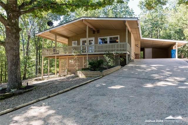 4 Ashburton Lane, Bella Vista, AR 72715 (MLS #1198680) :: Five Doors Network Northwest Arkansas