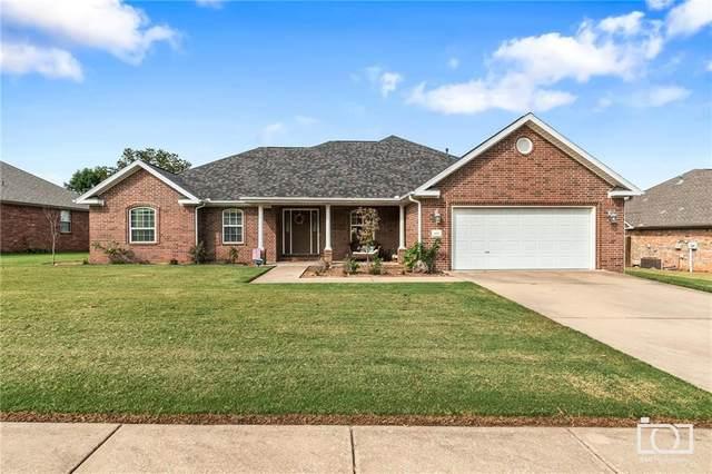 405 Nw Saddlebrook, Bentonville, AR 72712 (MLS #1198698) :: Five Doors Network Northwest Arkansas