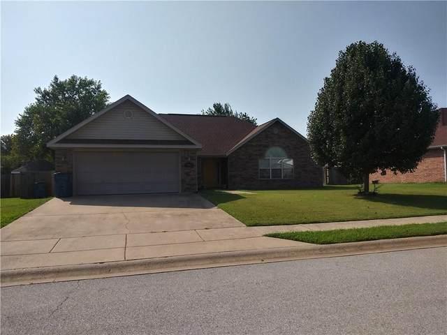 745 Asboth Street, Pea Ridge, AR 72751 (MLS #1198711) :: Five Doors Network Northwest Arkansas
