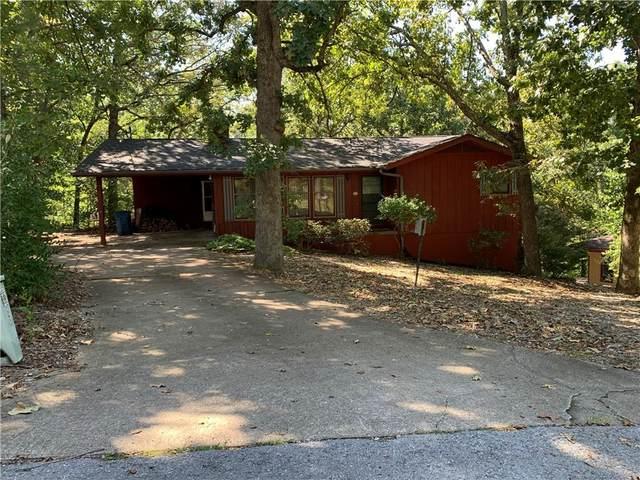 7 Brompton Lane, Bella Vista, AR 72715 (MLS #1198713) :: Five Doors Network Northwest Arkansas
