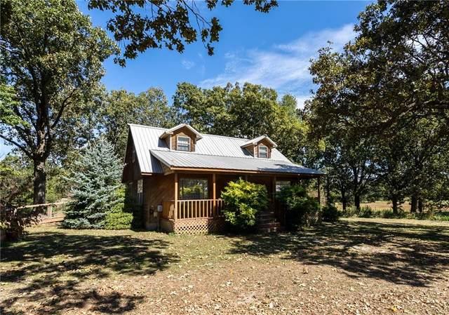 11008 County Road 553, Kansas, OK 74347 (MLS #1198909) :: Five Doors Network Northwest Arkansas