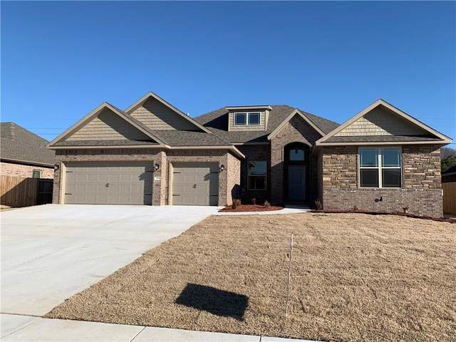 1102 Hickory Street, Cave Springs, AR 72718 (MLS #1198996) :: McNaughton Real Estate