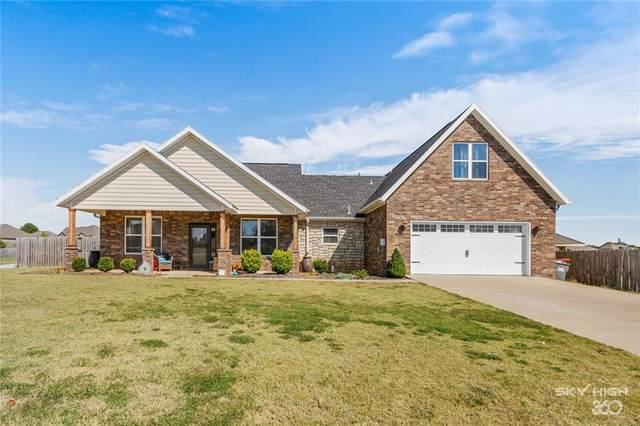 1600 Shook Drive, Cave Springs, AR 72718 (MLS #1199022) :: McNaughton Real Estate