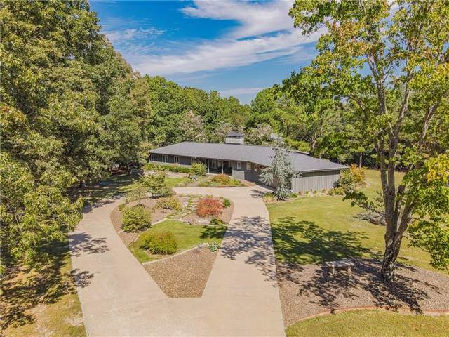 10810 Old Charley Road, Gravette, AR 72736 (MLS #1199024) :: NWA House Hunters | RE/MAX Real Estate Results