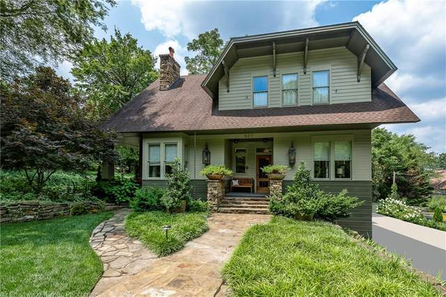 507 N Park Avenue, Fayetteville, AR 72701 (MLS #1199037) :: United Country Real Estate
