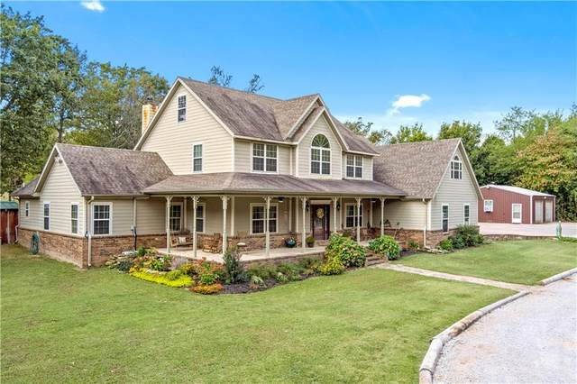 14495 E Skyview, West Fork, AR 72774 (MLS #1199113) :: NWA House Hunters | RE/MAX Real Estate Results
