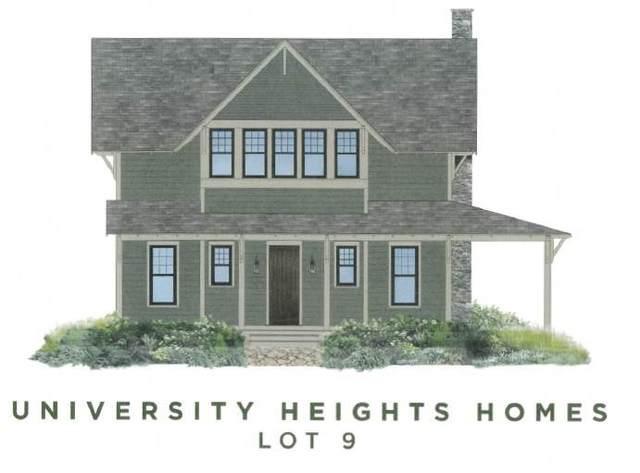 304 N Cross Avenue, Fayetteville, AR 72701 (MLS #1199205) :: Five Doors Network Northwest Arkansas