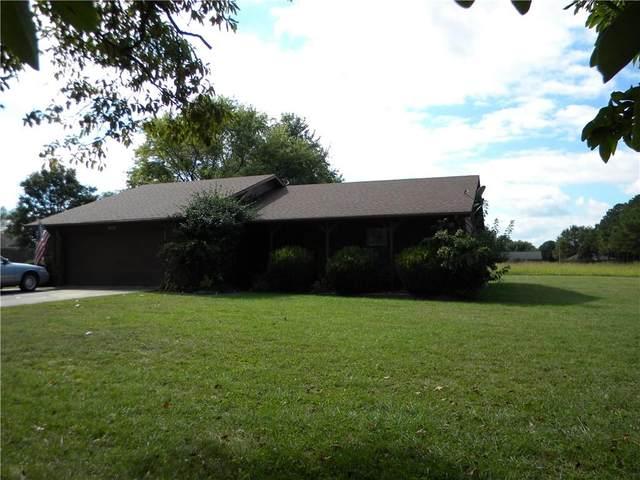 608 Honeysuckle Lane, Lowell, AR 72745 (MLS #1199220) :: McMullen Realty Group