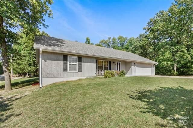 1 Hunby Lane, Bella Vista, AR 72715 (MLS #1199245) :: Five Doors Network Northwest Arkansas