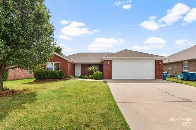 3809 SW Moline Avenue, Bentonville, AR 72712 (MLS #1199248) :: McMullen Realty Group