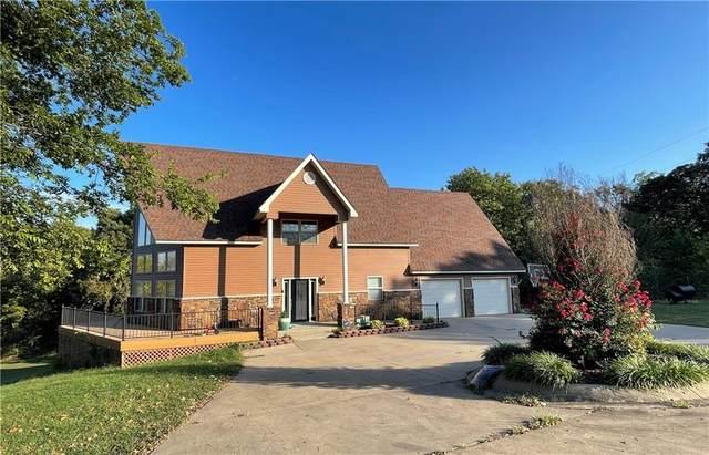 1713 N 1st Street, Jay, OK 74346 (MLS #1199349) :: Five Doors Network Northwest Arkansas