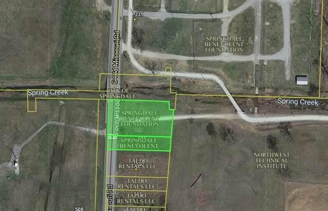 501 S Old Missouri Road, Springdale, AR 72764 (MLS #1199385) :: Five Doors Network Northwest Arkansas