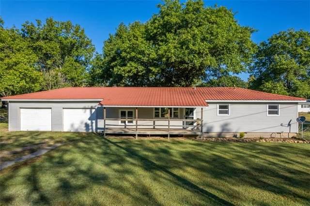 708 Shoffner Loop, Elkins, AR 72727 (MLS #1199451) :: Five Doors Network Northwest Arkansas
