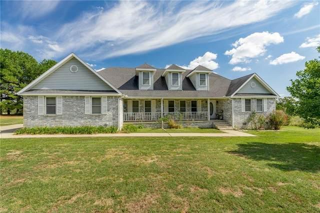 300 Musteen Road, Springdale, AR 72762 (MLS #1199459) :: NWA House Hunters | RE/MAX Real Estate Results