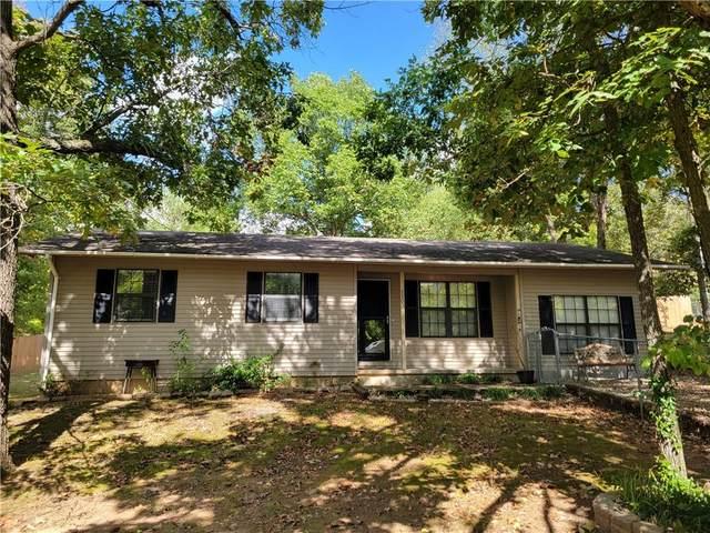 1103 Dogwood Street, Huntsville, AR 72740 (MLS #1199546) :: Five Doors Network Northwest Arkansas