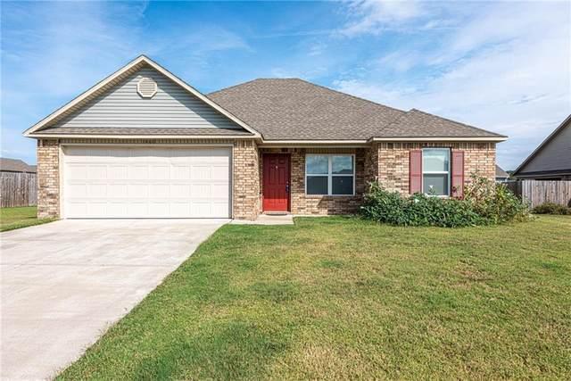 1460 General Marmaduke Drive, Prairie Grove, AR 72753 (MLS #1200620) :: Five Doors Network Northwest Arkansas