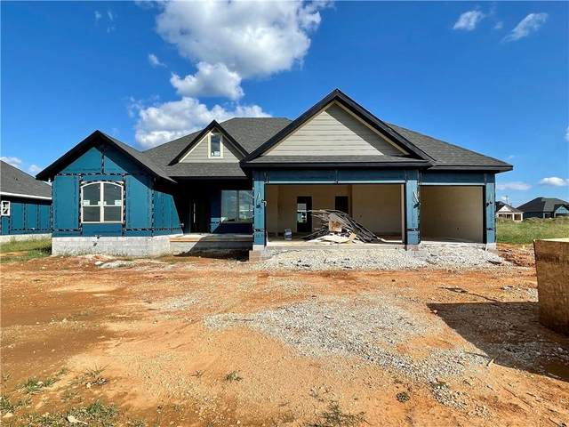 1900 Abbott Lane, Pea Ridge, AR 72751 (MLS #1200630) :: Five Doors Network Northwest Arkansas