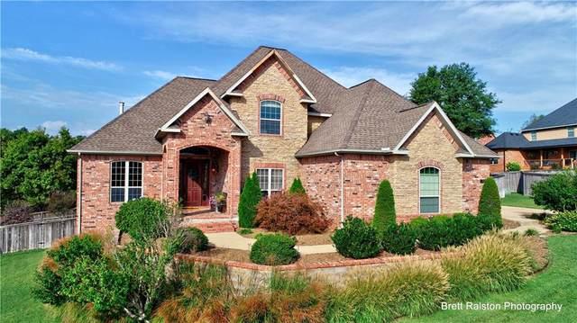 3503 NW Woodberry Court, Bentonville, AR 72712 (MLS #1200698) :: Five Doors Network Northwest Arkansas