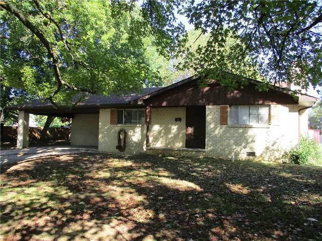 1322 Morlan Avenue, Springdale, AR 72764 (MLS #1200739) :: McMullen Realty Group