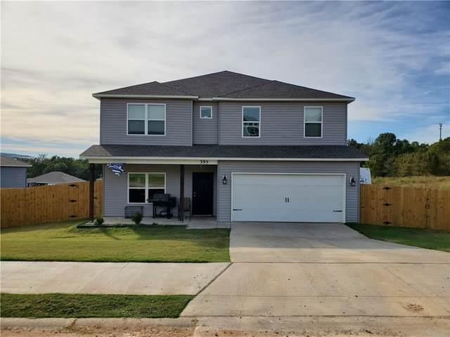 395 Worley, Huntsville, AR 72740 (MLS #1200795) :: McMullen Realty Group