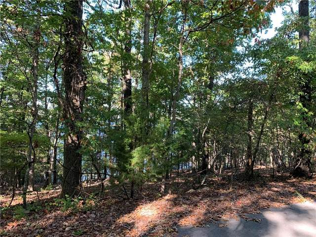 Lot 15 Lakeview Ridge Subdivision, Bull Shoals, AR 72619 (MLS #1200892) :: NWA House Hunters   RE/MAX Real Estate Results