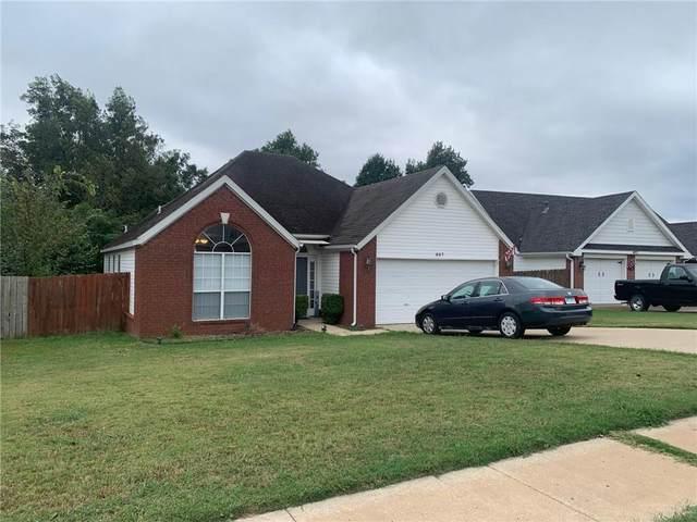 507 Branchwood Avenue, Springdale, AR 72764 (MLS #1200896) :: Five Doors Network Northwest Arkansas