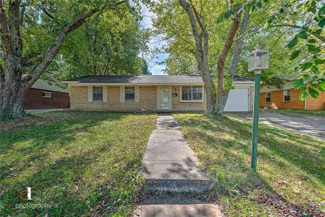 1811 Taylor Avenue, Springdale, AR 72762 (MLS #1200948) :: Five Doors Network Northwest Arkansas