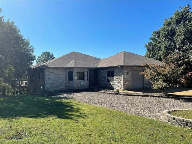 3 Serenity Lane, Holiday Island, AR 72631 (MLS #1200995) :: McMullen Realty Group