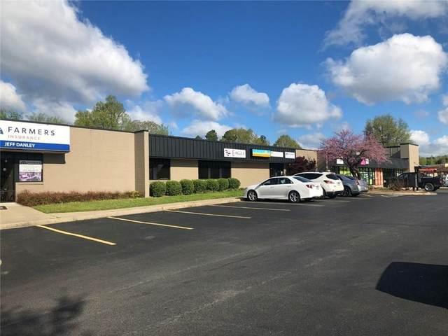 2907 Joyce Boulevard #9, Fayetteville, AR 72703 (MLS #1201037) :: McNaughton Real Estate