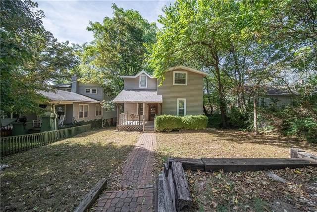 331 S Hill Avenue, Fayetteville, AR 72701 (MLS #1201040) :: Five Doors Network Northwest Arkansas