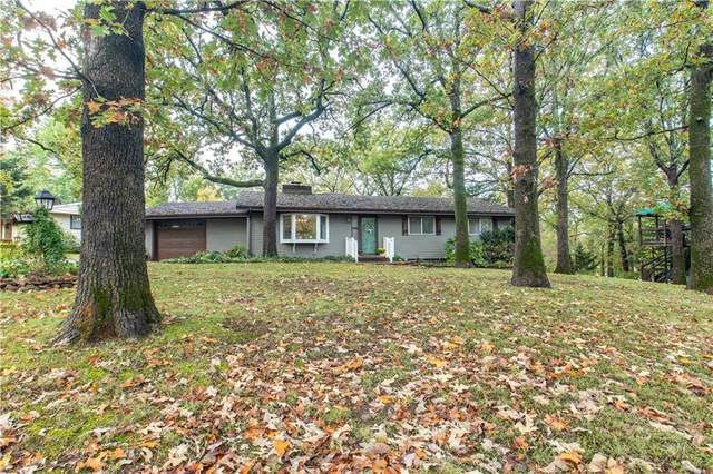 1301 N Oak Avenue, Fayetteville, AR 72703 (MLS #1201050) :: United Country Real Estate