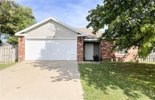 1406 Sunrise Circle, Siloam Springs, AR 72761 (MLS #1201063) :: NWA House Hunters | RE/MAX Real Estate Results