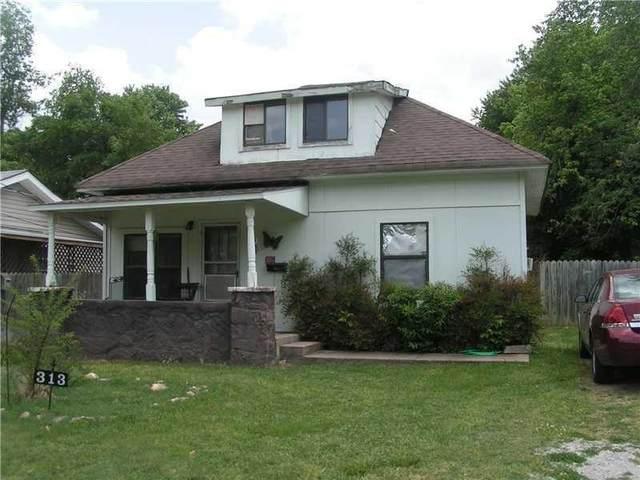 313 Douglas Street, Berryville, AR 72616 (MLS #1201070) :: Five Doors Network Northwest Arkansas