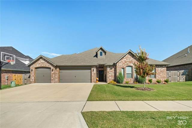 1721 Cherrie, Bentonville, AR 72713 (MLS #1201144) :: McNaughton Real Estate