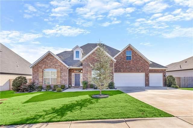 4853 W Canyon Run Drive, Fayetteville, AR 72704 (MLS #1201174) :: Five Doors Network Northwest Arkansas