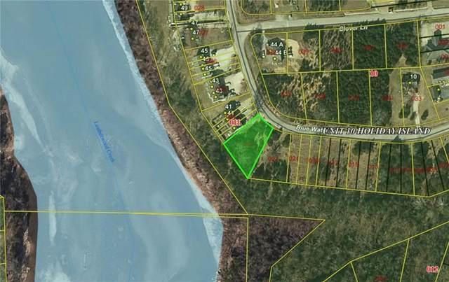 39 Blue Water Drive, Holiday Island, AR 72631 (MLS #1201190) :: Five Doors Network Northwest Arkansas