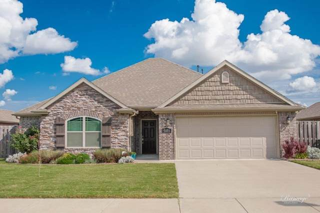 4686 W Croft Drive, Fayetteville, AR 72704 (MLS #1201207) :: United Country Real Estate
