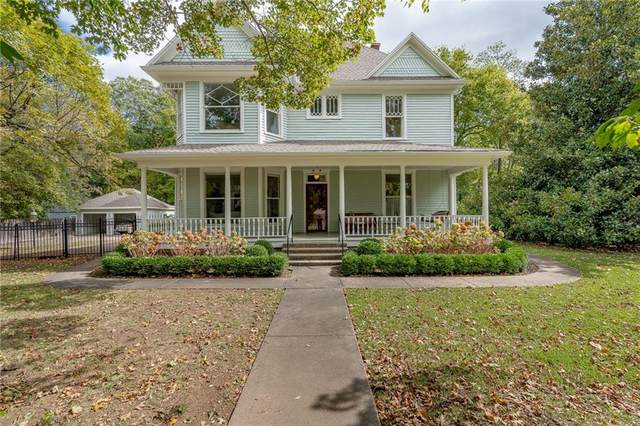 512 N Mission Boulevard, Fayetteville, AR 72701 (MLS #1201220) :: United Country Real Estate