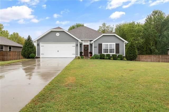 3693 Waterhole Avenue, Springdale, AR 72764 (MLS #1201223) :: Five Doors Network Northwest Arkansas