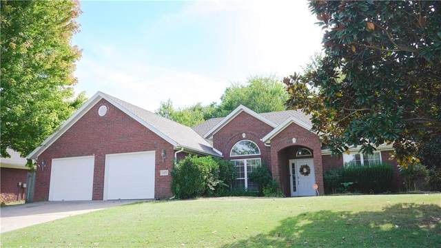 4421 W Castlebury Lane, Fayetteville, AR 72704 (MLS #1201226) :: United Country Real Estate