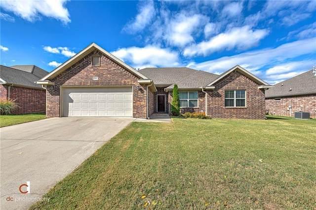 625 Sundance Drive, Fayetteville, AR 72704 (MLS #1201238) :: Five Doors Network Northwest Arkansas