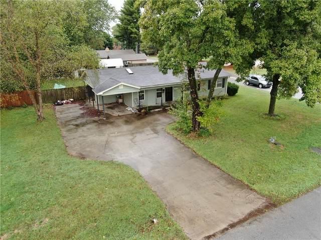 1117 Bella Vista Road, Bentonville, AR 72712 (MLS #1201246) :: United Country Real Estate