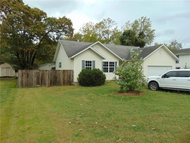 1009 Springfield Street, Berryville, AR 72616 (MLS #1201276) :: Five Doors Network Northwest Arkansas