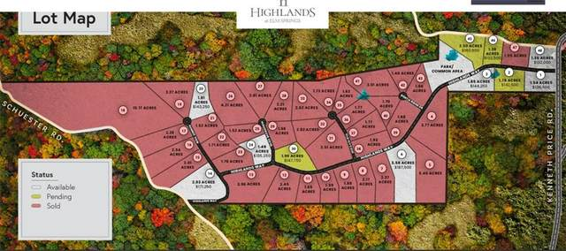 Lot 20 Summit View, Springdale, AR 72762 (MLS #1201284) :: United Country Real Estate