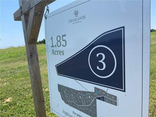 2795 Highlands Way, Springdale, AR 72762 (MLS #1201287) :: United Country Real Estate