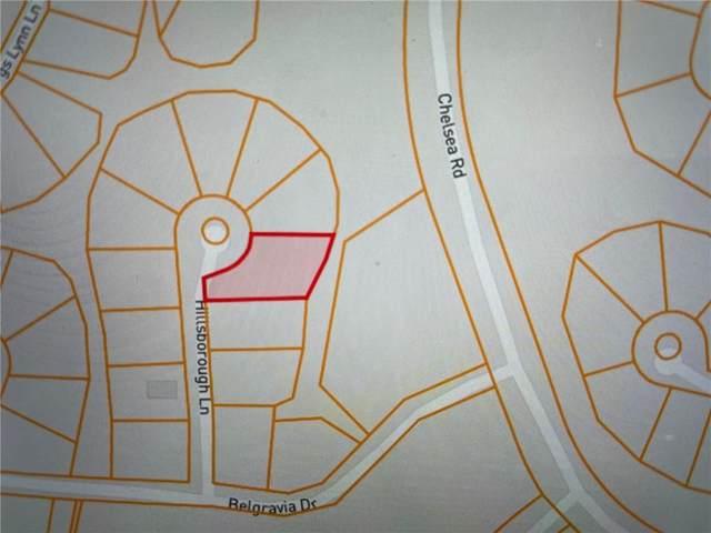 Lot 50 Hillborough Lane, Bella Vista, AR 72715 (MLS #1201289) :: United Country Real Estate