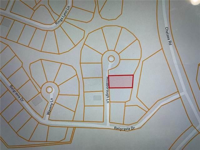 Lot 51 Hillborough Lane, Bella Vista, AR 72715 (MLS #1201290) :: United Country Real Estate