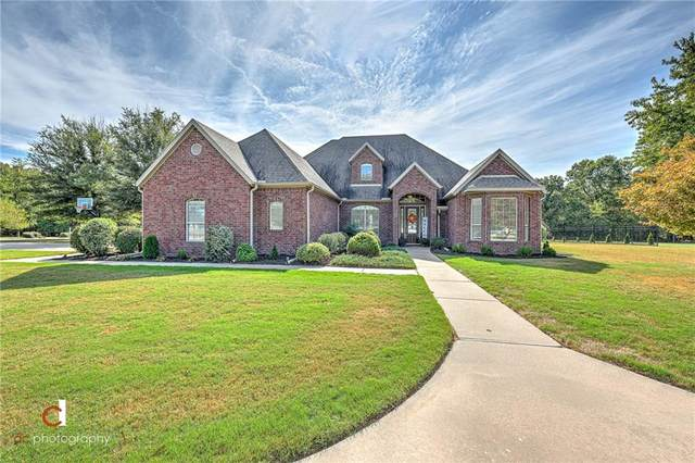 457 N Cedar Ridge Lane, Fayetteville, AR 72704 (MLS #1201296) :: United Country Real Estate