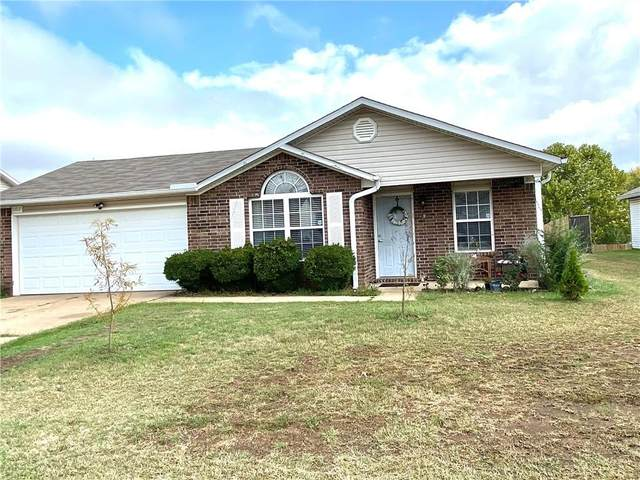 1102 Sherman Avenue, Fayetteville, AR 72701 (MLS #1201303) :: United Country Real Estate